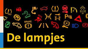Wat Betekenen De Dashboard Lampjes In Mijn Auto Volkswagen Polo