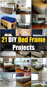 how to design a bed frame. Simple How 21 DIY Bed Frame Projects U2013 Sleep In Style And Comfort Brilliantly  Decorative Projects Throughout How To Design A W