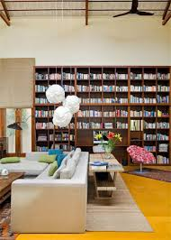 Furniture: Built In Home Library Decor Ideas - Home Office