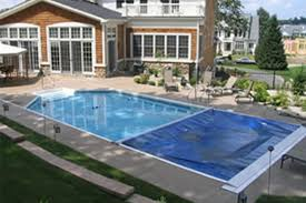 automatic pool covers. Automatic Swimming Pool Cover Design, Installation \u0026 Repair In Minnesota - Andy Brown Service Covers