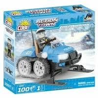 <b>Конструктор Cobi</b> Action Town 1544 <b>Полицейский снегоход</b> ...