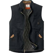 Legendary Whitetails Mens Canvas Cross Trail Vest