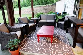 modern outdoor rugs for patios