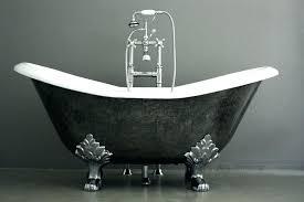 rust remover for bathtubs cast iron bathtub cast iron double slipper tub with cast iron bathtub rust removal removing rusted bathtub drain