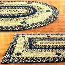 round braided rug braided rugs for round braided rugs foot rug lands end wool synthetic round braided rug