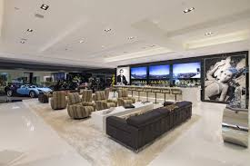 Living Room Ultimate Basement Man Cave Interesting Within Living
