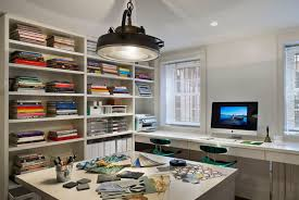 open space home office. cobutn architects pc home office open space e