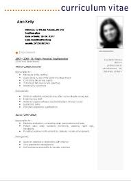 Modelo De Curriculum Vitae En Word Formatos Curriculum Vitae Word Rome Fontanacountryinn Com