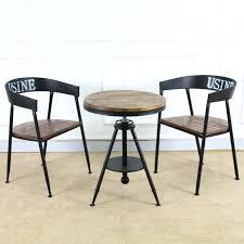 creative hair retro wood coffee table tea table iron bar cafe table and chairs creative hair beautiful bistro cafe table and chairs