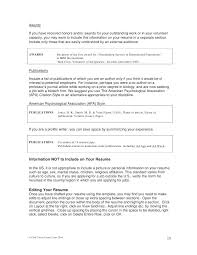Interests To Put On A Resume Examples Fascinating Samples Of Good Resumes Basic Resume Examples Awards To Put On A