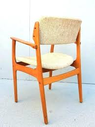 Mid Century Wicker Chair Fresh Rattan Pair Danish Modern