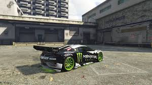 Gta Monster Energy Jester Texture Interior Mod Gtainside Com