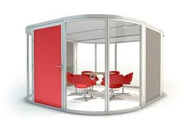 office meeting pods. Small Meeting Pod Office Pods