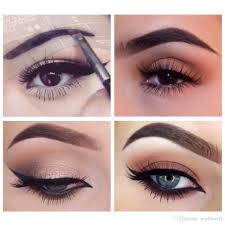 women s fashion eyebrow template eye brow card grooming stencil kit shaping shaper make up diy tools makeup set eyebrow threading video eyebrows makeup from