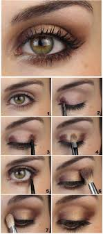 Eyeshadow For Light Brown Eyes 10 Stunningly Simple Tutorials For The Best Eye Makeup Ever
