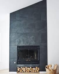 Slate Fireplace  HouzzSlate Fireplace