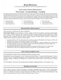 Investment Banking Resume Template Bank Manager Resume Template Learnhowtoloseweightnet Investment 99