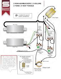 of pickups seymour duncan part 20 Seymour Duncan Blackouts Wiring Diagram 2 mini humbuckers, 2 volume, 2 tone, 3 way toggle seymour duncan blackout preamp wiring diagram