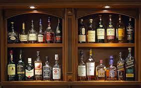 12 liquor cabinet ideas modern corner