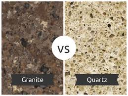 granite and quartz are two luxurious and durable materials that will take your kitchen to the next level in no time since these materials are so great for