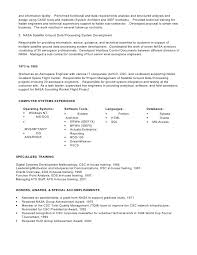 Detailed Resume Extraordinary For Detailed Resume In MSWord Format Click Here