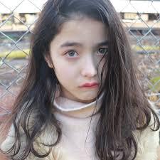 黒髪暗髪グラデーションカラースタイルで旬な今どき女子にhair