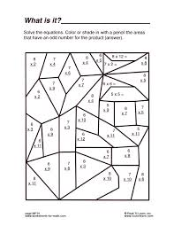 Fun Math Worksheets For High School Worksheets for all | Download ...