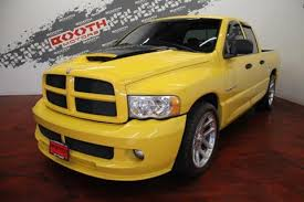 Used Dodge Ram Pickup 1500 SRT-10 For Sale - Carsforsale.com®