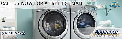appliance repair milwaukee. Plain Repair With Appliance Repair Milwaukee The Washing Machine Man