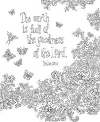 Adult Coloring Scripture A Coloring Page For You To Enjoy Bible