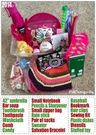 Operation Christmas Child Shoebox Ideas • Girl 10-14 | Operation ...