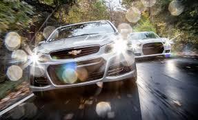 2014 Chevrolet SS vs. 2013 Dodge Charger SRT8 392 – Comparison ...