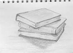 stack of books pencil drawing google search still life ideas
