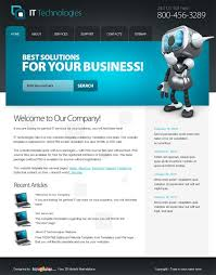 Templates For Websites Magnificent Monster Websites Free Templates Website Templates Web Templates