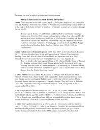 the talbot family history 1 2