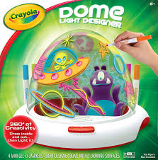 Crayola Dome Light Designer Crayola Dome Light Designer Amazon Co Uk Toys Games