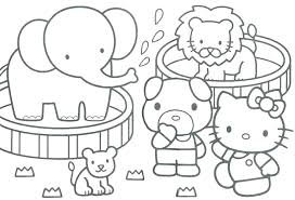 Easter Coloring Pages Free To Print Free Hello Kitty Coloring Pages