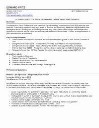 Healthcare Resume Builder Healthcare Resume Builder Executive Summary Resume Samples Fresh 18