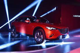 2017 Mazda CX-4 Debuts in Beijing - Motor Trend