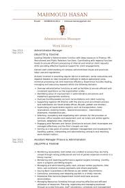 Fund Administration Resume Sales Administration Lewesmr