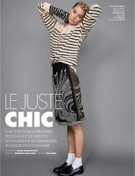 She is well known for gracing runways in fashion shows all over the world. Elsa Hosk Page 98 The Fashion Spot