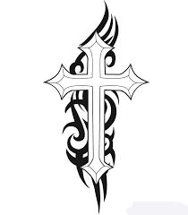 как нарисовать крест карандашом поэтапно учимся рисовать
