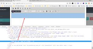 How to send text to the Rich Text Editor found in page source ...