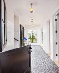 Entryway design ideas   Neutral interior design   Brick pavers ...