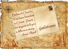 letter from paul to the church at galatia w=547&h=396