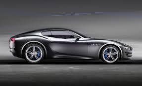 maserati new sport car