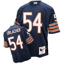 Brian Urlacher - Bears Nfl Chicago Football Online Jersey Authentic