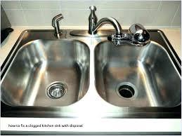 sink waste disposal garbage disposal sink kitchen sink garbage disposal reviews fresh how to fix a