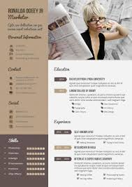Design Haven Resume Cv Template With Portfolio A4 Us