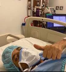 """زوجة الفنان خالد سامي تكشف نتيجة أخذ """"خزعة"""" من نخاعه"""